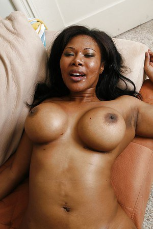 Naked ebony cum sorry, that