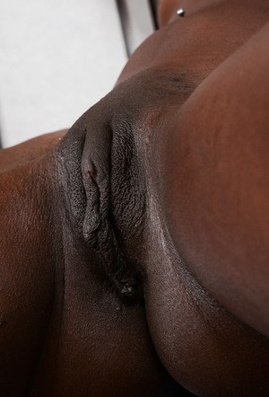 Ebony Close Up Pics